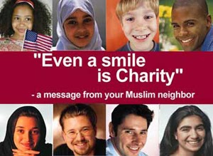 Smile is Charity