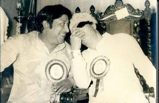 எம்.ஜி.ஆர். & சிவாஜி